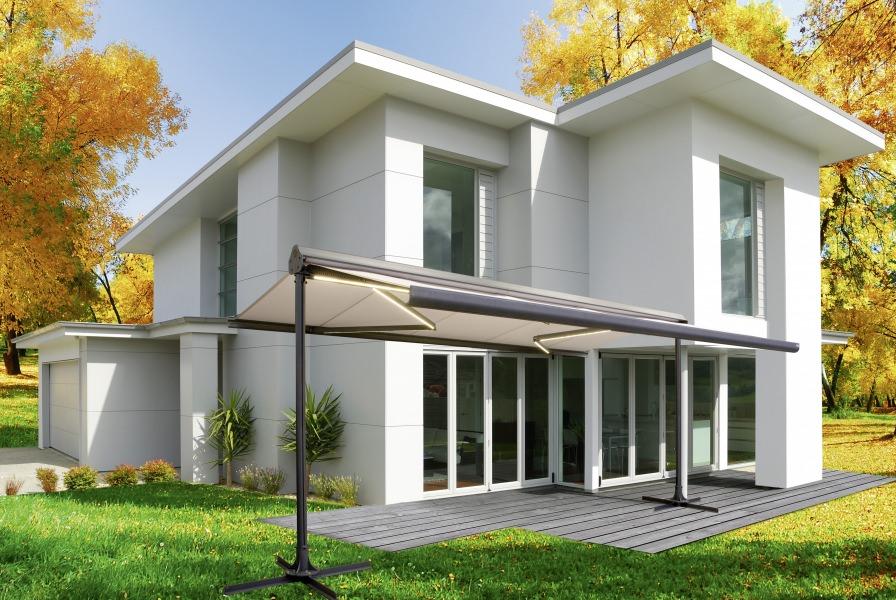 parasols g ants de qualit demmerle et fils. Black Bedroom Furniture Sets. Home Design Ideas