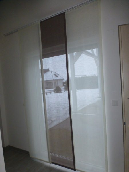 rideaux japonais sur mesure 28 images panneaux. Black Bedroom Furniture Sets. Home Design Ideas